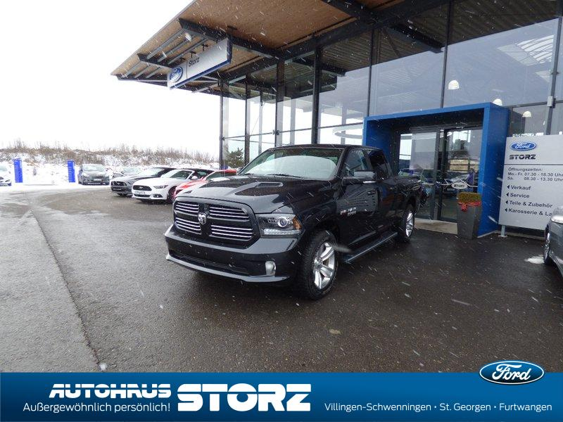 dodge ram 1500 sport 4x4 gas anlage gebrauchtwagen in villingen schwenningen preis 49990 eur. Black Bedroom Furniture Sets. Home Design Ideas