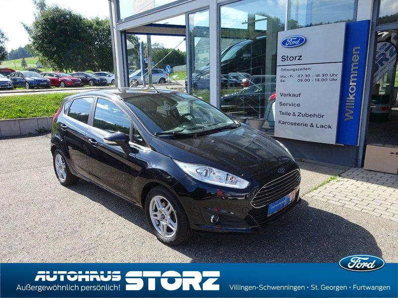 ford fiesta titanium gebraucht kaufen in villingen schwenningen preis 13950 eur int nr vs. Black Bedroom Furniture Sets. Home Design Ideas