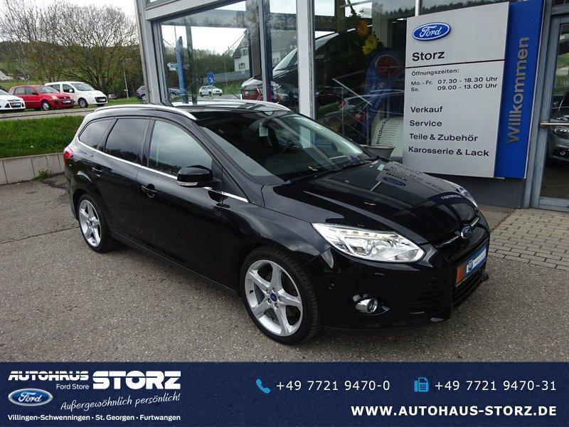 ford focus turnier titanium gebraucht kaufen in st georgen preis 13990 eur int nr st 54 he. Black Bedroom Furniture Sets. Home Design Ideas