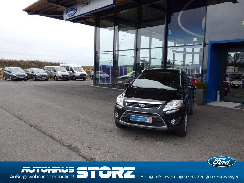ford kuga titanium gebraucht kaufen in villingen schwenningen preis 21900 eur int nr vs 18. Black Bedroom Furniture Sets. Home Design Ideas