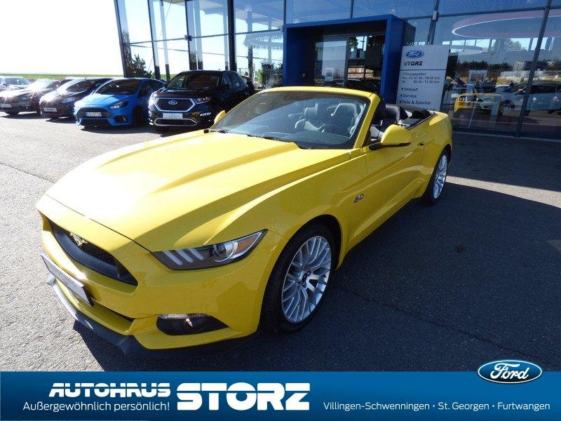 ford mustang convertible gt vorf hrfahrzeug kaufen in villingen schwenningen preis 45000 eur. Black Bedroom Furniture Sets. Home Design Ideas